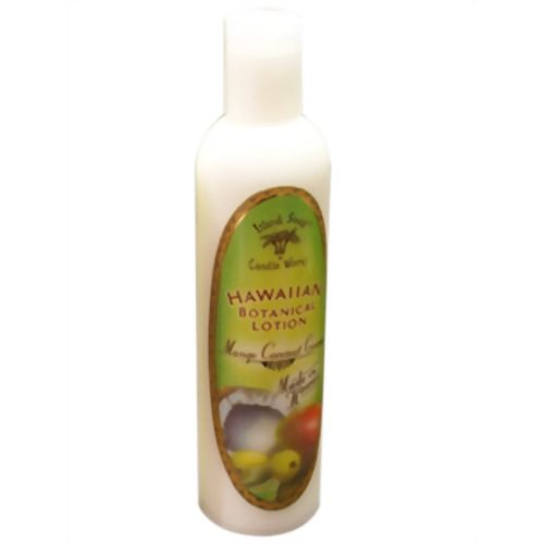 Island Soap&Candle Works トロピカルローション マンゴー ココナッツ グアバ 2oz 2個セット