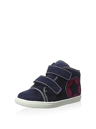 RICHTER Zapatillas abotinadas Sing (Azul Oscuro)