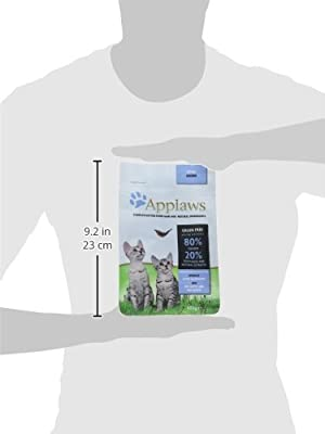 Applaws Dry Kitten Chicken 400g