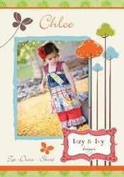 Izzy + Ivy Patterns Chloe Top Dress Skirt