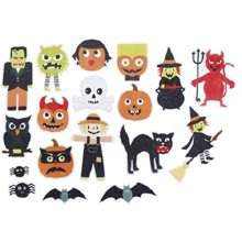 Martha Stewart Crafts Halloween Friendly Acetate Die-Cuts