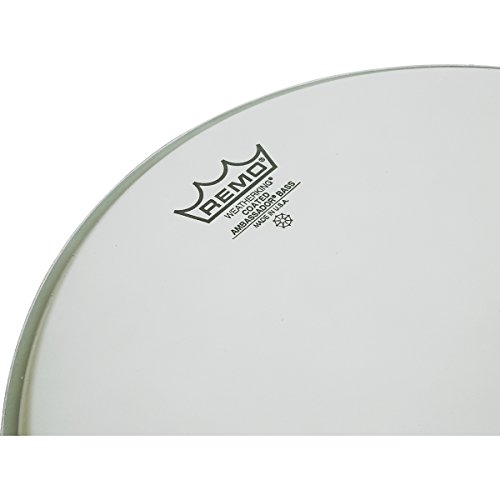 Remo Br112400 Coated Ambassador 24-Inch Bass Drum Batter Head