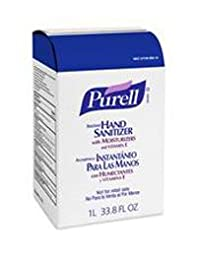 2156-08 Part# 2156-08 - Cartridge Refill Purell Plastic 1000mL Antibact Moisture 8/Ca By Gojo Industries Inc