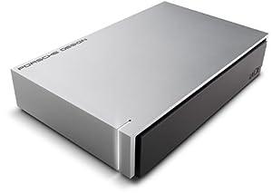 LaCie Porsche Design P'9233 USB 3.0 2TB External Hard Drive (9000296)