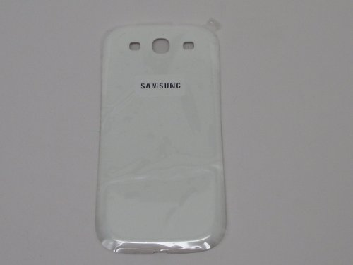 Battery Back Door Cover Replacement for Samsung Galaxy S III S3 i9300 - Marble White (Galaxy S Iii Cover compare prices)