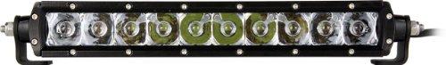 "Rigid Industries 91022 Sr-Series Amber 10"" Spot Led Light Bar"