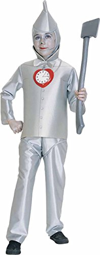 Child Tin Man Costume Child Wizard Of Oz Costume 882504