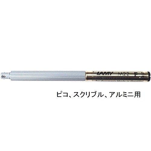 Lamy M22 Large Noire Mine Compact Recharge pour stylo bille de Lamy