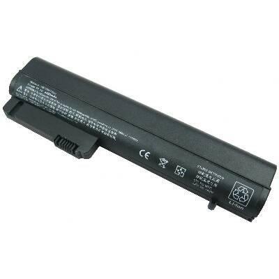 Laptop Battery for HP/Compaq nc2400, 6 cells 4400mAh Black