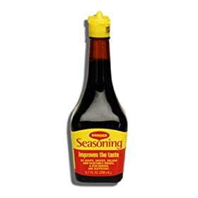 Maggi Seasoning - 6.7fl.oz. (200ml)