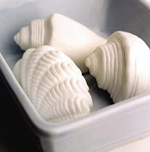 Seashell Guest Soaps From the South of France (Set of 6 Assorted)