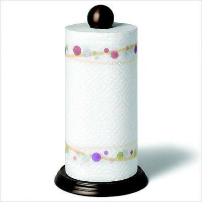 Spectrum Diversified 36778CAT Luna Paper Towel Holder