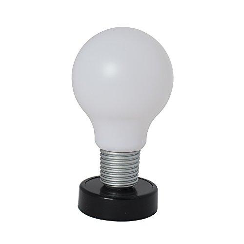 Push Light Bulb Novelty Lamp