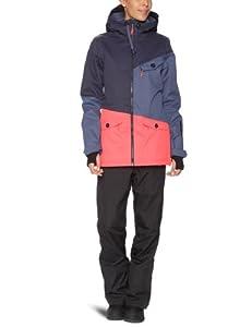 O'Neill Women's Segment Snow Jacket Hw  -  Navy Night, Large