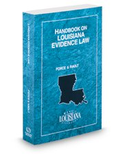 handbook-on-louisiana-evidence-law-2016-ed
