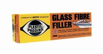 Glass Fibre Filler 165g