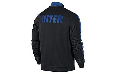 Nike N98 INTER AUTH TRK JKT F Mens Soccer Shirt 607716-010