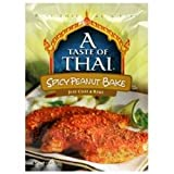 A Taste Of Thai Spicy Thai Peanut Bake (6x3.5oz )