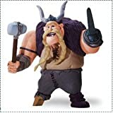 How To Train Your Dragon Movie 4 Inch Action Figure Gobber