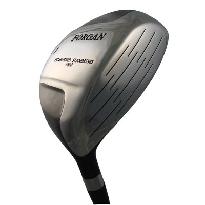 Forgan of St Andrews Woods - Available up to 9 Wood, Left, 7 Wood