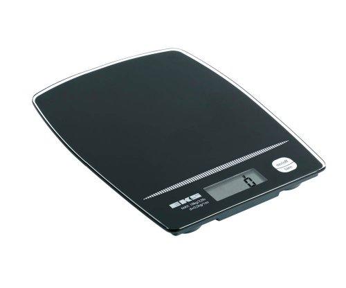 EKS 8247 SV VELVET Balance de Cuisine Électronique en Verre 10 kg