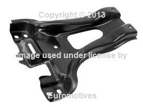 VW Golf Jetta (99-06) Radiator Support Bracket Center GENUINE (Vw Golf Radiator compare prices)