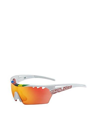 Salice Gafas de Sol 006CDM Blanco / Rojo