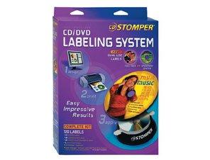 Avery 98107 CD-Stomper Pro