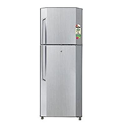 LG GL-B252VMGY Frost-free Double-door Refrigerator (240 Ltrs, 2 Star Rating, Neo Inox)