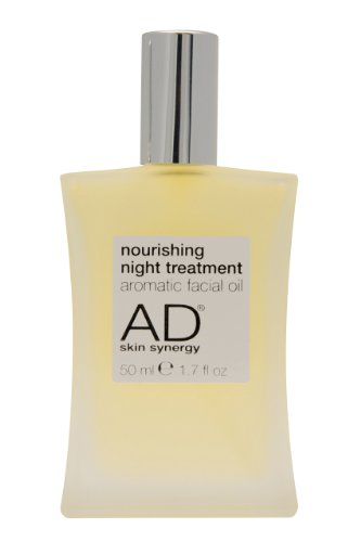 AD skin synergy – natural and organic facial oil – nourishing night treatment  50ml