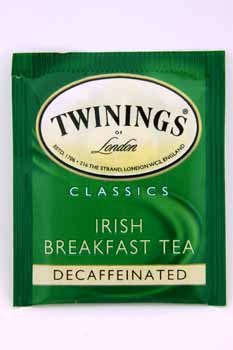 Twinings Of London Irish Breakfast Decaf Tea (Pack Of 120)