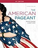 9781111831066: The American Pageant: Ap Edition
