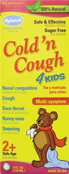 HYLANDS INC Hylands cold n cough 4 kids multi-symptom cold relief syrup - 4 Oz at Sears.com