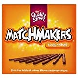Quality Street Matchmakers Zingy Orange 130g