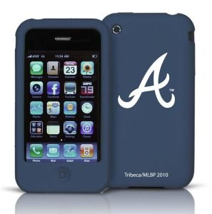 Atlanta Braves iPhone 3G / 3GS Silicone Case