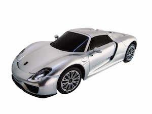 Auto Porsche 918 Spider Radiocomandato 24 - Mondo (63:304)