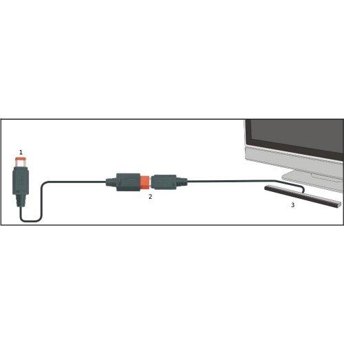 Imagen de Wii Sensor Bar Cable de extensión de 50 pies