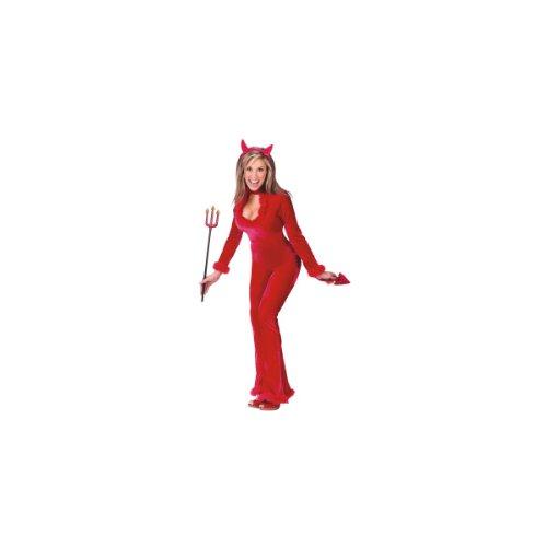 [Devil Costume - Small/Medium - Dress Size 2-8] (Devil Costums)