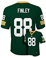 Jermichael Finley Green Bay Packers NFL Youth Size Jersey Green
