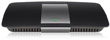 Linksys AC 1600 - Router (10, 100, 1000 Mbit/s, 10/100/1000Base-T(X), 802.11ac, 300, 1300 Mbit/s, 2.4 GHz, Ethernet (RJ-45)) Negro