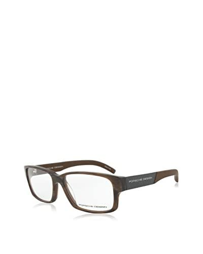 Porsche Men's P8241 B Eyeglasses, Brown