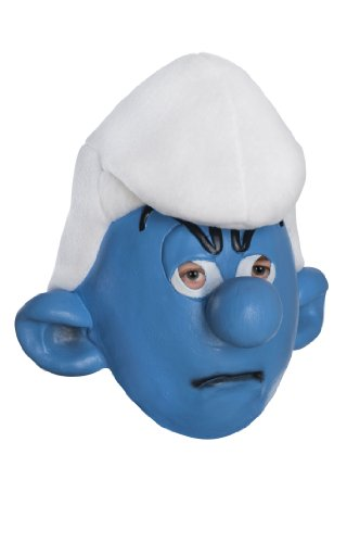 The Smurfs Movie Child's Mask, Grouchy