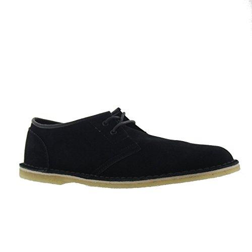 clarks-original-mens-jink-black-suede-shoes-46-eu