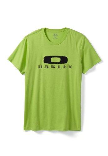 Nest Griffins Oakley-Maglietta a maniche corte taglia S, colore: verde Lime