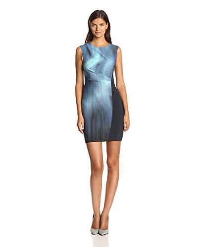 Elie Tahari Women's Amymarie Visionary Sheath Dress