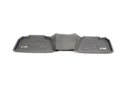 Wade 72 122005 Gray Sure Fit 2nd Row Molded Floor Mat Set