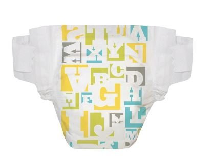 The Honest Co. Diapers - Honest Diapers - Abcs - Size 3 - 1