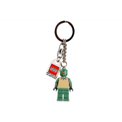 LEGO SpongeBob Squidward Key Chain (852021)