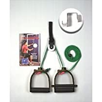 Multi-Use Shoulder Pulley - with Metal Door Attachment