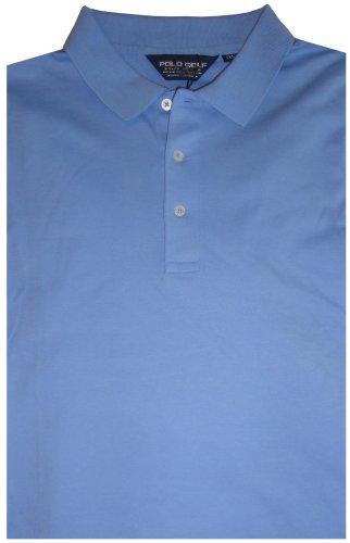 Men'S Ralph Lauren Polo Golf Long Sleeve Shirt Light Blue Size Xxl